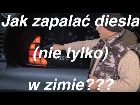 Odpalanie Diesla (nie Tylko W Zimie) Z Serii Porady Motoryzacyjne.