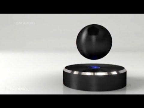 Om Audio:: Levitating Speaker Turns Sci-Fi Into Hi-Fi