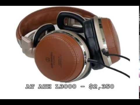 World s Most Expensive & Best Headphones