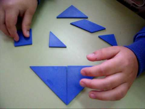 CP Aguamansa - Tangram chino en infantil