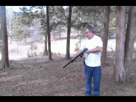 Flechette Ammo from a 12 gauge
