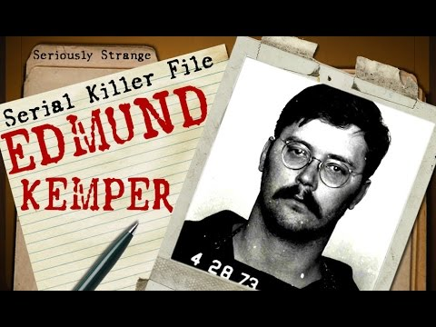 Edmund Kemper | SERIAL KILLER FILES #9
