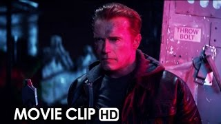 Terminator Genisys Movie CLIP 'I Did Not Kill Him' (2015) - Arnold Schwarzenegger HD