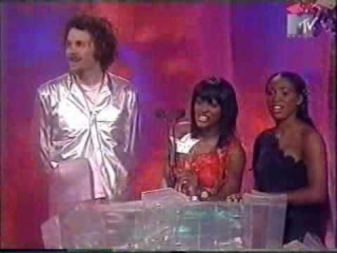 Eternal presenting @ MTV Awards 1999