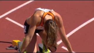 IAAF World Junior Championships 2014 - Women's 100 Metres Hurdles Preliminaries Heat 2