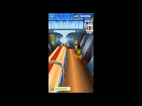 SUBWAY SURFERS High Score 2,127,270 | How To Make & Do Everything!