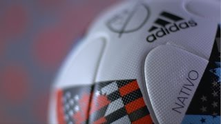 MLS Players React to the 2016 adidas Match Ball