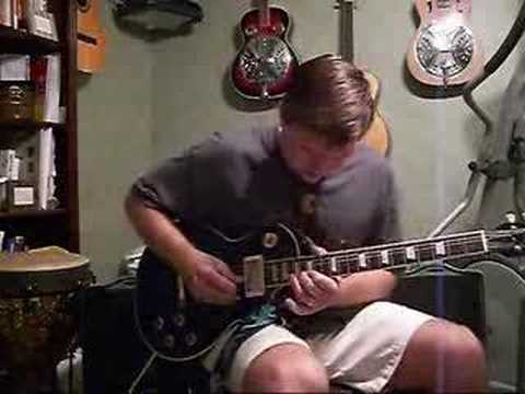 Electric Blues Guitar Improvisation