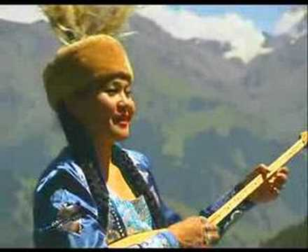 Kazakh Folk Song 2 Music Videos