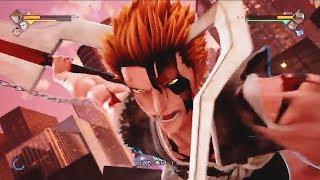 JUMP FORCE - Ichigo Kurosaki Ultimate Attack & Hollow Transformation Gameplay