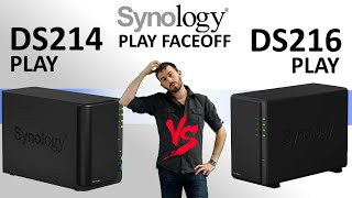 The Synology DS216PLAY vs DS214PLAY - New vs Old, Which is better?