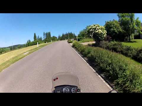 Woerth France - Bmw R1150 GS motorcycle tour France
