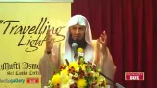 Why I am On Facebook & Twitter – Mufti Menk