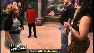 Trantastic Confessions (The Jerry Springer Show)