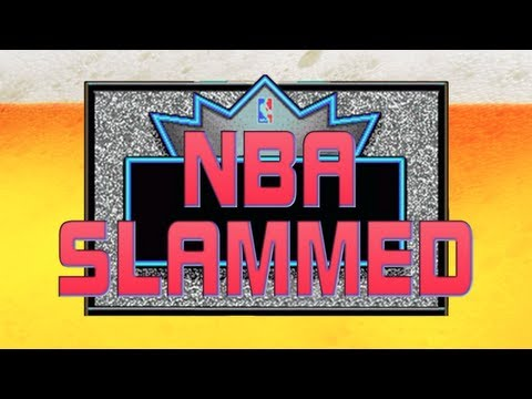 Drinking Games for Gamers - NBA Slammed (NBA JAM)