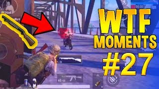 Daily🔥PUBG PRO PLAYER WTF And FUNNY MOMENTS #27