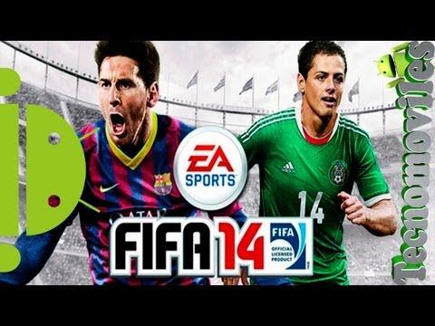 FIFA 14 para Android Full Descargar y Jugar #Español