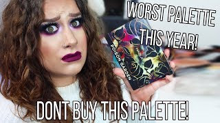 Don't Buy The Nabla Poison Garden Palette | Review