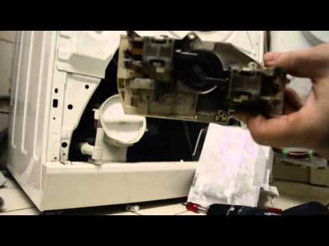 waschmaschine zerlegen anleitung frontblende ffnen von m1molter. Black Bedroom Furniture Sets. Home Design Ideas