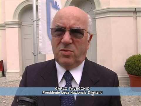 14-04-2014 intervista CARLO TAVECCHIO Presidente LND