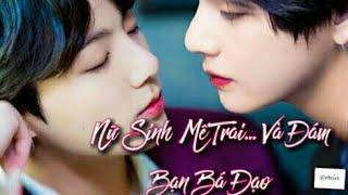 ( Film Vkook - BTS - HE) Nữ Sinh Mê Trai Và Đám Bạn Bá Đạo