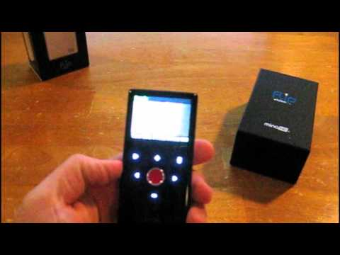 Flip Mino HD (MinoHD 4GB 1 Hour) 720p Camcorder - Full Review and Test Shots