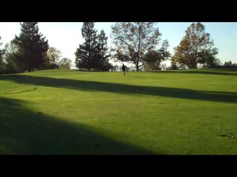 Derek Pak 8Y O Hole in 1 Bradshaw hole 6 PAR 3