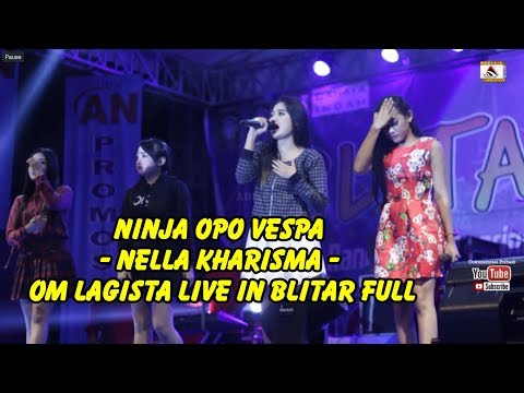 #Ninja Opo Vespa - Nella Kharisma - Om Lagista Live In PIPP Blitar Full Album