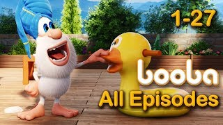 Booba - All Episodes Compilation (27-1) Funny cartoons for kids 2018 KEDOO ToonsTV