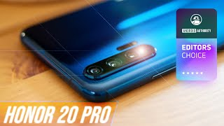 Honor 20 Pro review: Everyday luxury