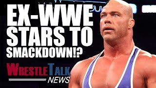 Kurt Angle, MVP And More For WWE Smackdown Return?! Reigns Done As Top Guy!