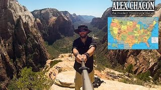 Expedition South - Episode 10 - Route 66, welcome to the USA!