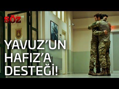Söz | 21.Bölüm - Yavuz'un Hafız'a Desteği!