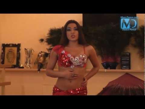Уроки танца живота - видео