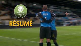 Tours FC - RC Lens ( 4-2 ) - Résumé - (TOURS - RCL) / 2017-18