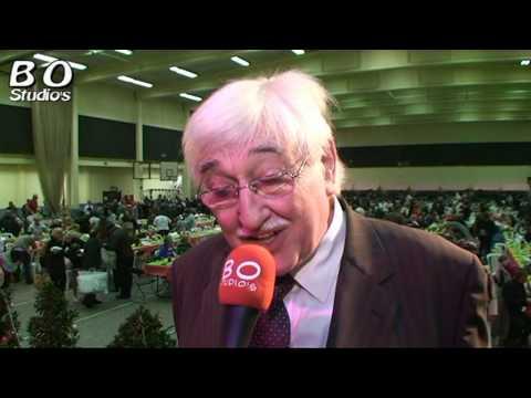 groot kerstfeest met Keizer Kamiel van Aalst 2009 .mpg