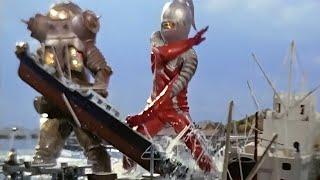 ウルトラ伝説(セブン編) Part 2/3の動画