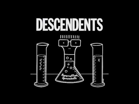 Descendents - Hypercaffium Spazzinate - Full Album - New 2016