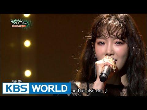 TAEYEON (태연) - Fine [Music Bank / 2017.03.17]