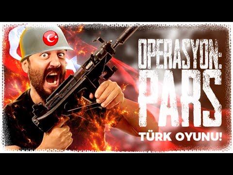 YENİ TÜRK OYUNU ! OPERASYON PARS