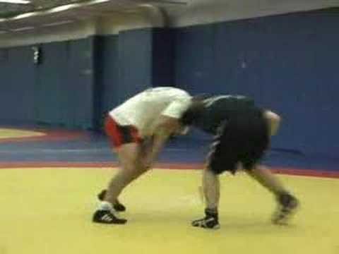 Sammie Henson Olympic wrestling training @ Colorado springs Image 1
