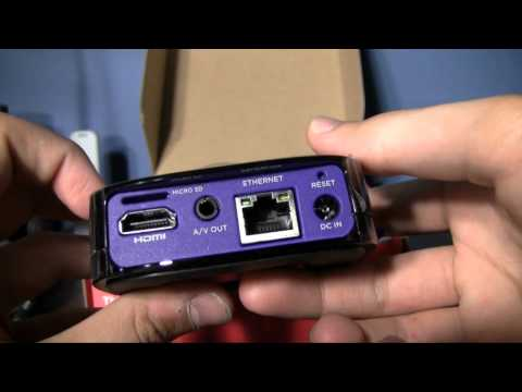 Roku 2 XS Unboxing