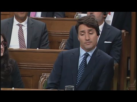 WOW!!! Trudeau Sets World Record In Avoiding Questions!!!