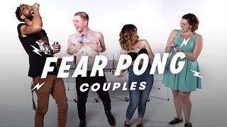 Couples Play Fear Pong (Bo & Sam vs. Kody & Holly) | Fear Pong | Cut