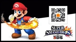 Here is a smash bros 4 eshop qr code download the demo