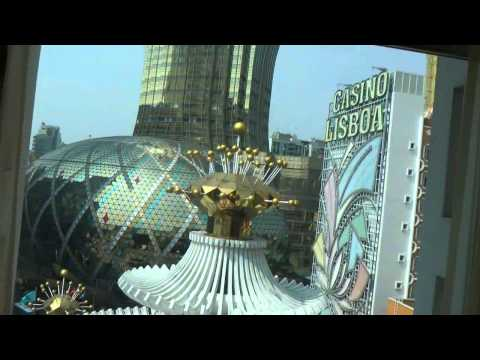 MACAU CASINO GRAND LISBOA & LISBOA 葡京娛樂場 ROYAL SUITE Room Tour