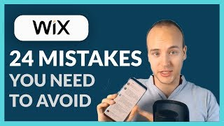 24 Easy Mistakes To Make Building A Wix Website in 2019 (And How You Can Avoid Them)