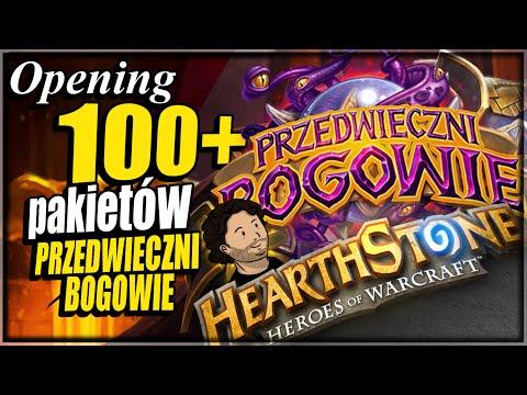 Opening 100 pakietów HS - większość Przedwieczni Bogowie