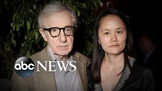 Woody Allen's wife breaks her silence in explosive interview  from Good Morning America