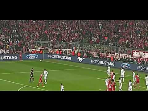 Bayern Munich 0 4 Real Madrid Allianz Arena 2014